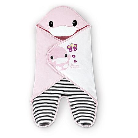 多功能蝴蝶抱巾-快樂小蝴蝶-薄款