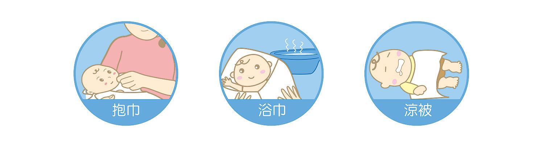 proimages/Cottons&BabyClothing/BabyClothesSeries/GauzeHandkerchied/2382/2382-狐狸熊滿底提花紗布浴巾網頁編輯-2.jpg