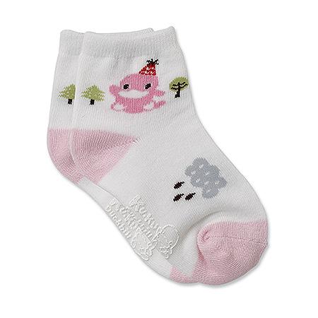 森林兒童襪