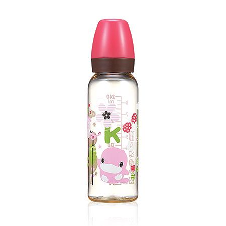 歐風經典PES奶瓶標準口徑-240ml