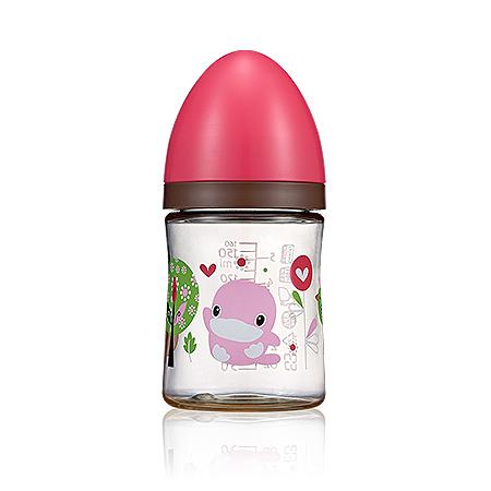 歐風經典PES奶瓶寬口口徑-160ml