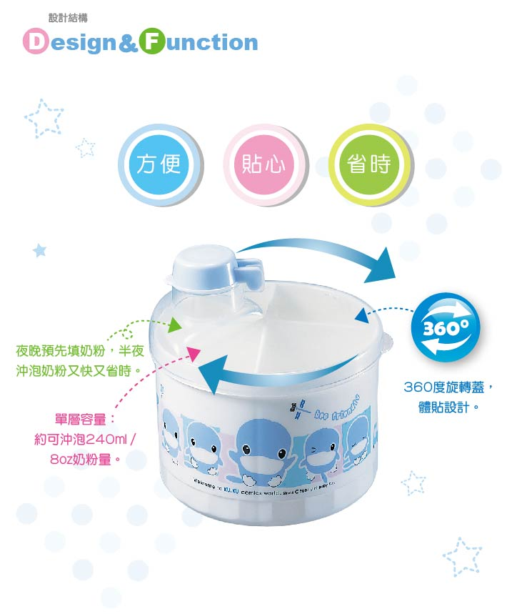 proimages/bottles_accessories/MilkPowderContainer/5310/KU5310-酷咕鴨四格奶粉罐.jpg