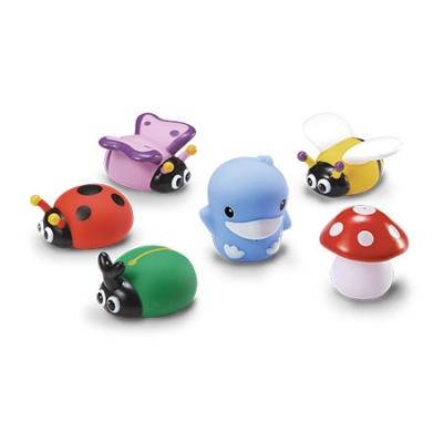 水中玩具-花園昆蟲組