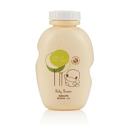 燕麥蛋白萃取嬰兒爽身粉