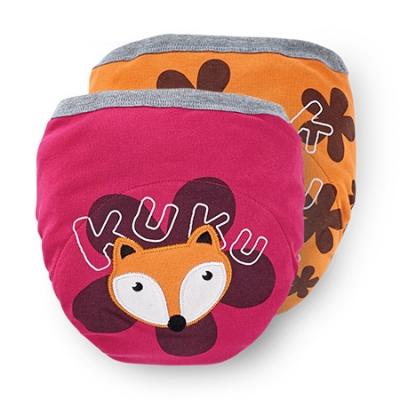酷寶貝練習褲-陽光狐狸
