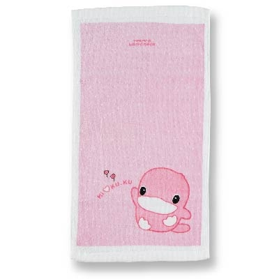 酷咕鴨兒童毛巾