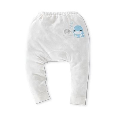 竹纖有機棉初生褲