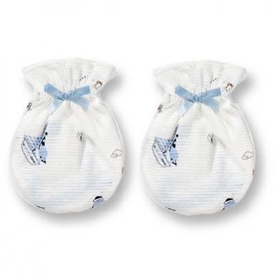蝴蝶結護手套-2雙