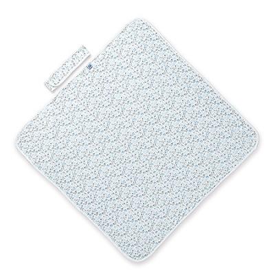 竹纖有機棉多功能新生兒抱巾