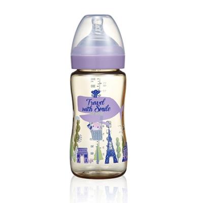 品味巴黎PPSU奶瓶-330ml