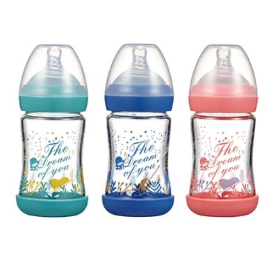 玻璃奶瓶底座防撞護圈