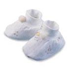 嬰兒護腳套