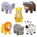 水中玩具-叢林動物組
