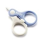 初生嬰兒安全剪刀(短圓頭刀刃)