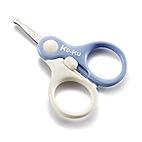初生嬰兒安全剪刀(長圓頭刀刃)