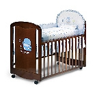 KU.KU Duckbill Toddler Bed