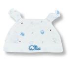小鯨魚嬰兒帽