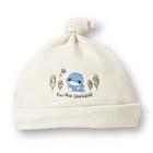 酷咕鴨有機純棉嬰兒帽