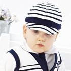 皇家小紳士條紋帽