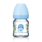 Borosilicate glass Wide-Neck Feeding Bottle-120ml
