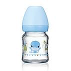 寬口玻璃奶瓶-120ml