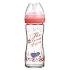 夢想樂章玻璃奶瓶-240ml