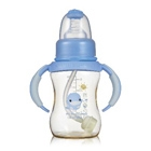 PES Gourd Shaped Anti-Colic Bottle with Handle-150ml