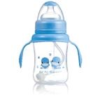 PP Wide-Neck  Feeding Bottle with Handle-230ml