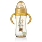 PPSU寬口葫蘆成長奶瓶-280ml