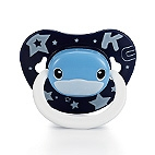 Thumb Shape Orthodontic Pacifier 6 months up