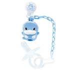 PacifierClip&Holder+Pacifier(0-6months)